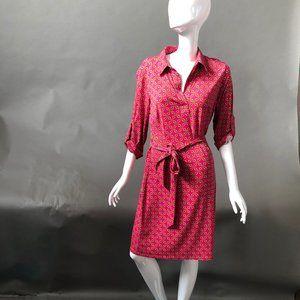 Laundry By Shelli Segal Dresses - Laundry by Shelli Segal Fuschia Dress Sz Sm